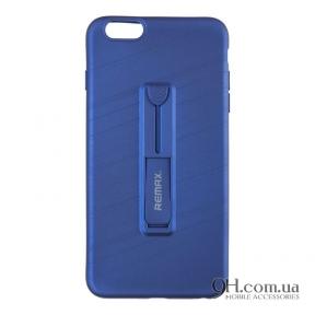 Чехол-накладка Remax Hold Series для iPhone 6 Plus / 6s Plus Blue