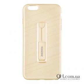 Чехол-накладка Remax Hold Series для iPhone 6 Plus / 6s Plus Gold