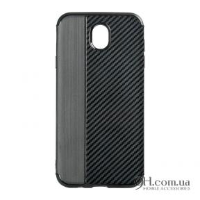 Чехол-накладка iPaky Carbon Thin Series для iPhone 5 / 5s / SE Black