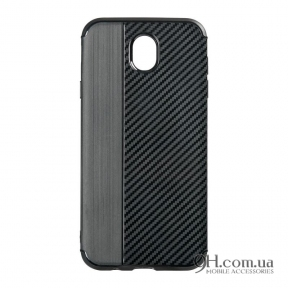 Чехол-накладка iPaky Carbon Thin Series для iPhone 6 / 6s Black