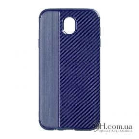 Чехол-накладка iPaky Carbon Thin Series для iPhone 6 / 6s Navi Blue