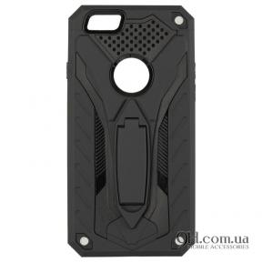 Чехол-накладка iPaky Cavalier Series для iPhone 5 / 5s / SE Black