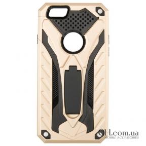 Чехол-накладка iPaky Cavalier Series для iPhone 6 / 6s Gold