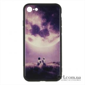 Чехол-накладка iPaky Print Series для iPhone 6 / 6s Fantasy Earth