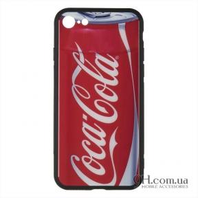 Чехол-накладка iPaky Print Series для iPhone 6 Plus / 6s Plus Enjoy Coca-Cola
