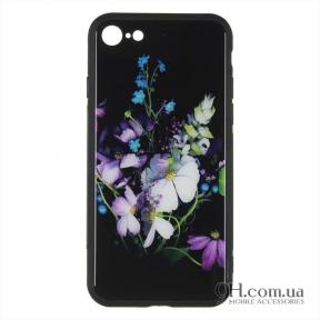 Чехол-накладка iPaky Print Series для iPhone 6 Plus / 6s Plus Flower Bouquet