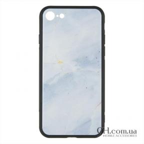 Чехол-накладка iPaky Print Series для iPhone 6 Plus / 6s Plus White Marmor