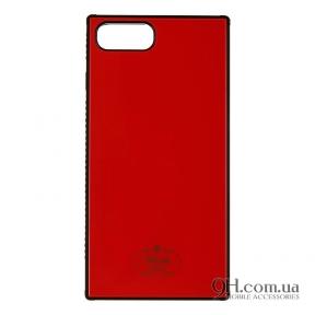 Чехол-накладка Proda Square Series для iPhone 6 Plus / 6s Plus / 7 Plus / 8 Plus Red