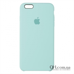 Чехол-накладка Original Soft Case для iPhone 6 Plus / 6s Plus Mint