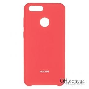 Чехол-накладка Original Soft Case для Huawei P Smart Rose Red