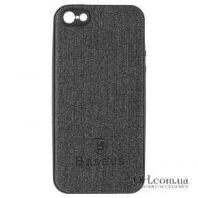 Чехол-накладка Baseus Skill Case для iPhone 5 / 5s / SE Black