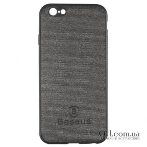 Чехол-накладка Baseus Skill Case для iPhone 6 / 6s Black