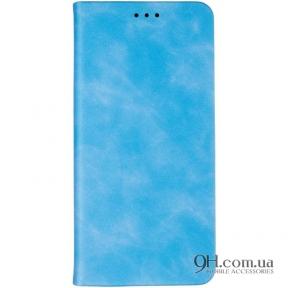 Чехол-книжка Gelius Sky Soft Book для iPhone X / XS Blue