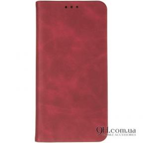 Чехол-книжка Gelius Sky Soft Book для iPhone X / XS Bordo
