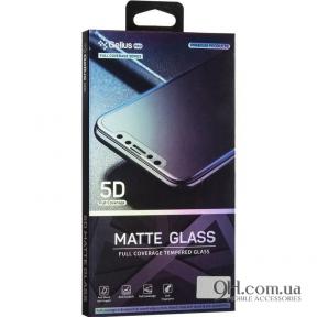 Защитное стекло Gelius Matte Glass 5D для iPhone X / XS Black