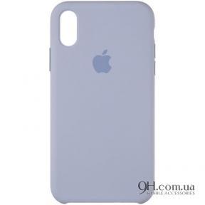 Чехол-накладка Original Soft Matte Case для iPhone XR Lavender Grey