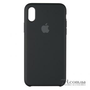 Чехол-накладка Original Soft Matte Case для iPhone XR Black