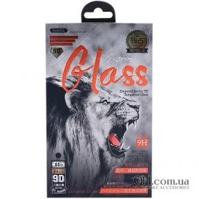 Защитное стекло Remax GL-32 Emperor 3D для iPhone X / XS Black