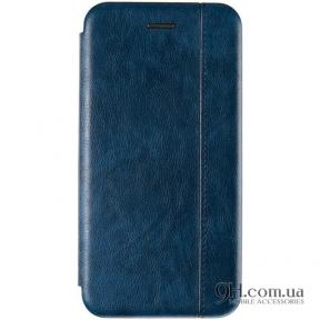 Чехол-книжка Gelius Leather для iPhone X / XS Blue