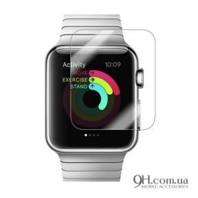 Защитное стекло для Apple Watch 1 / 2 / 3 (42 mm)