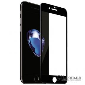 Защитное стекло 5D для iPhone 6 Plus / 6s Plus Black